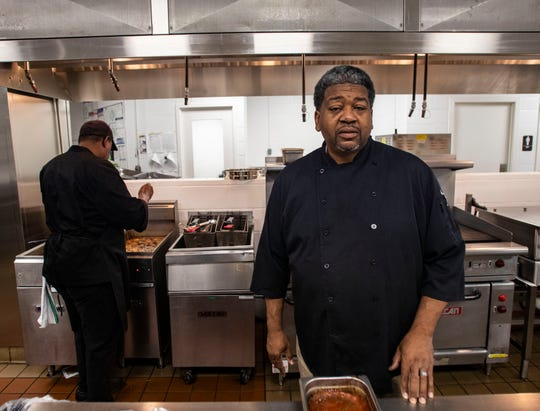 Owner of Earley's Kitchen Jay Morrell is one of the first Tallahassee businesses to receive emergency funding from the Office of Economic Vitality, Friday, March 27, 2020.