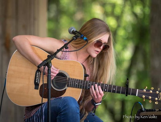 Singer/songwriter Abby Owens grew up in Indiantown and has been performing on the Treasure Coast for more than six years. She's been playing guitar for 20 years.