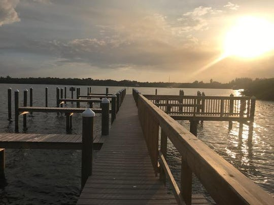 The Orchid Cove community in Vero Beach offers island living right here in Florida.