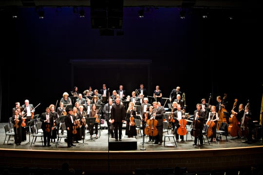 The Bay Atlantic Symphony announcedthe cancellation of its May 2 concert at Rowan College of South Jersey Cumberland in Vineland and itsMay 3 concert at Stockton University in Galloway because of the continuing health crisiscaused bythe coronavirus.