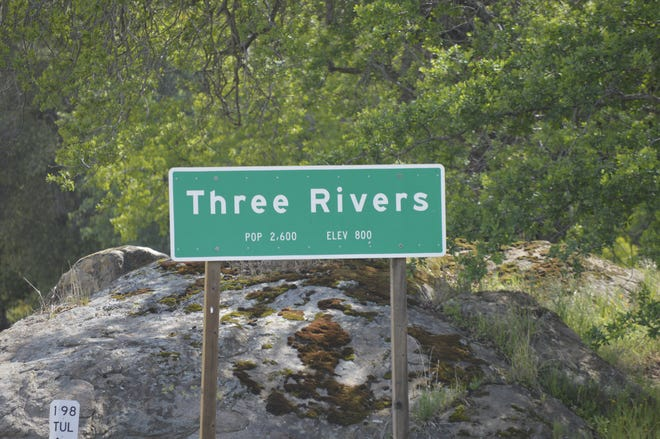 Three Rivers on March 27, 2020.
