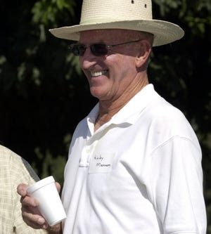Kirby Mannon,a near life-long athlete and coach of multiple sports during a 45-year career at College of the Sequoias,died on March 22 after a battle with cancer.