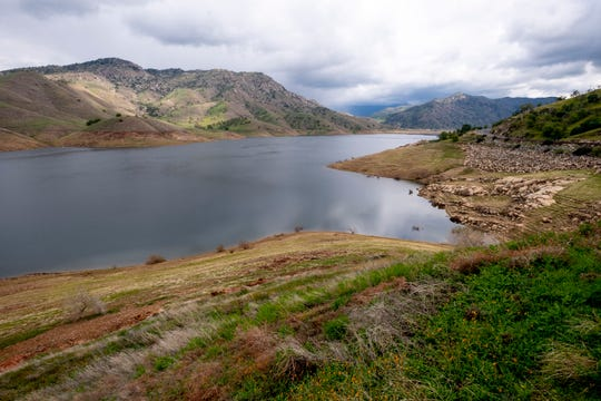 U.S. Army Corps of Engineers Sacramento District closed Lake Kaweah, Lake Success and other recreation areas under its jurisdiction on Thursday, March 26, 2020. Lake Kaweah closures include Kaweah Marina, both boat ramps, Horse Creek, Slick Rock and Cobble Knoll.