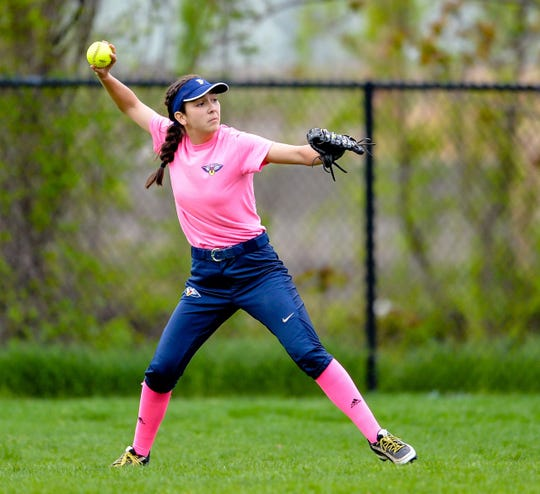 Sunday's senior spotlight is dedicated to Pelham outfielder Jenna Biskup.
