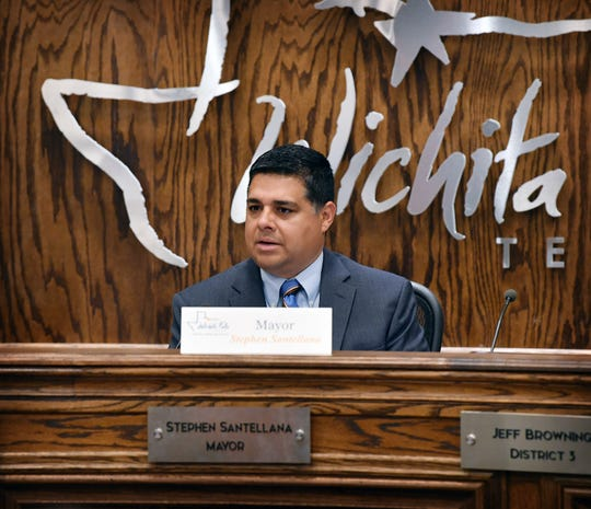 The Wichita Falls City Council will meet Tuesday and consider, among other items of business, an extension of the shelter-in-place order.