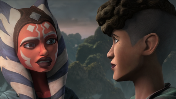 The Clone Wars is streaming now on Disney+.