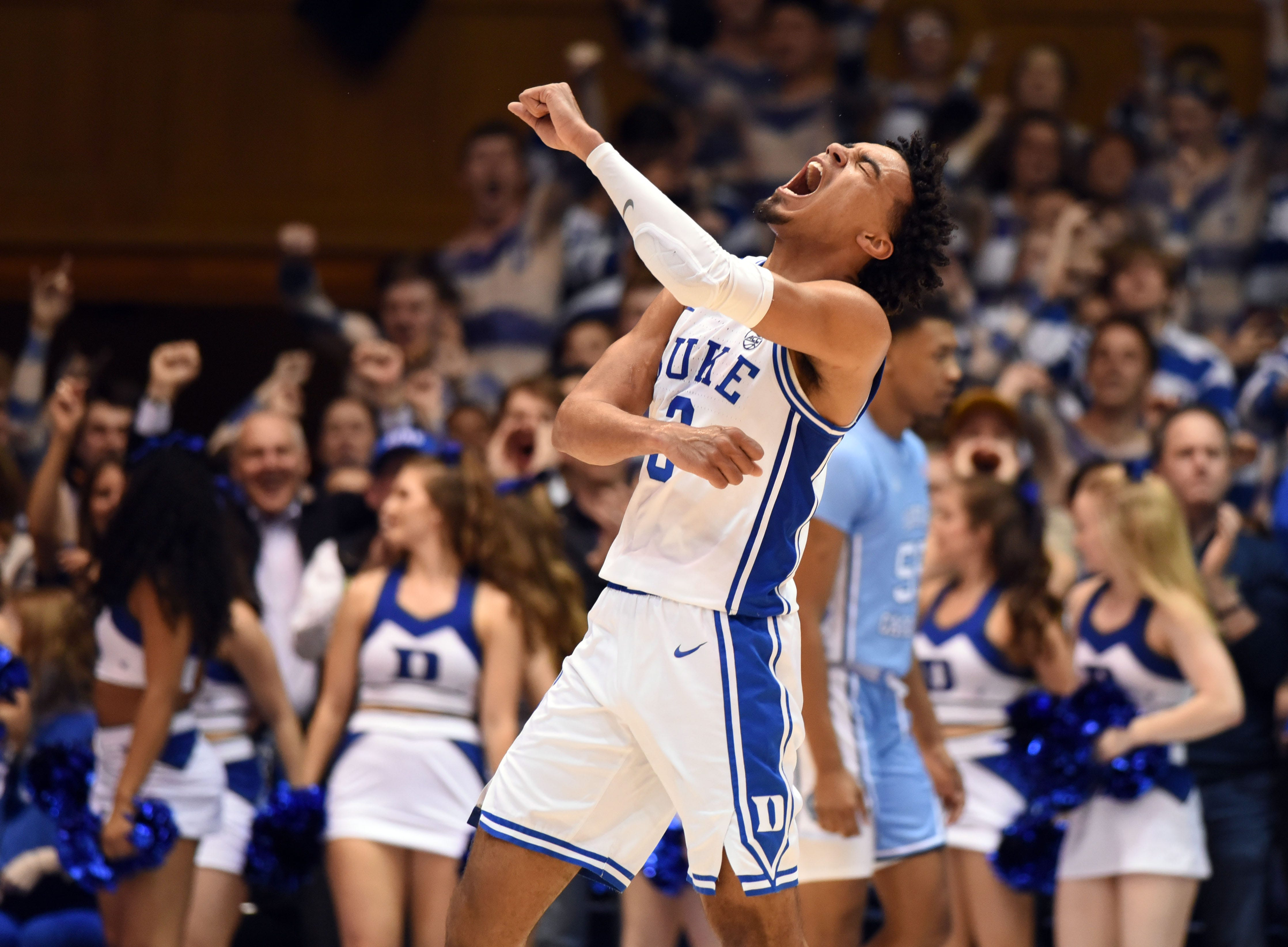 Tre Jones reflects on whirlwind -- from abrupt end at Duke to NBA draft uncertainty