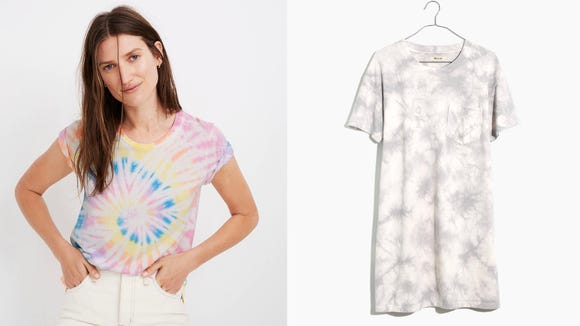 Tie-dye is back, and it's just the mood boost we needed.