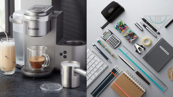 Office Depot and Staples still have plenty of home essentials and supplies in stock.