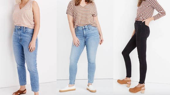 Denim for days, courtesy of this sale.