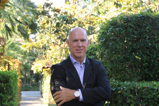 Michael Dunne, CEO of ZoZo Go, a San Diego-based auto consultancy with three offices in China.
