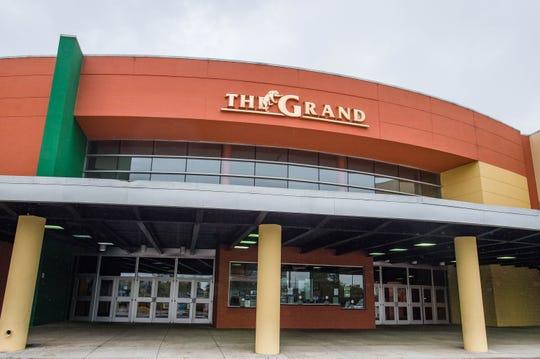 The Grand Theater in Lafayette