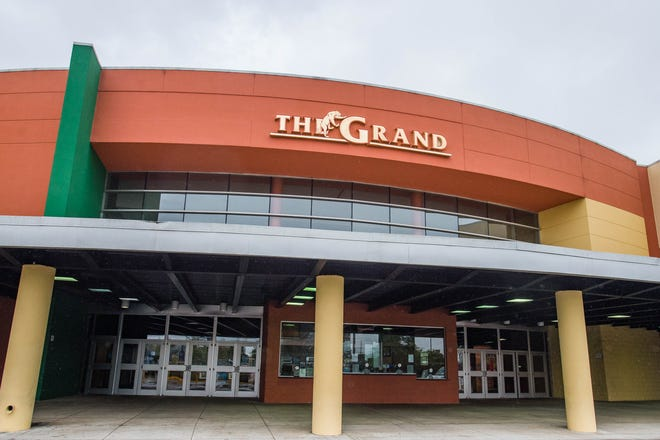 The Grand Theater in Lafayette