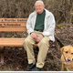 "Sue Schamadan and her husband Dr. William Schamadan were surprised Saturday with a ""benchmark birthday"" bench on the Richland B & O Trail. Both are 90 years old this year."