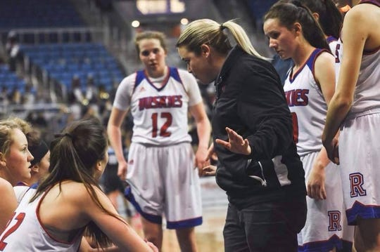 Sara Rooker was named the head girls basketball coach at Reed on Saturday.