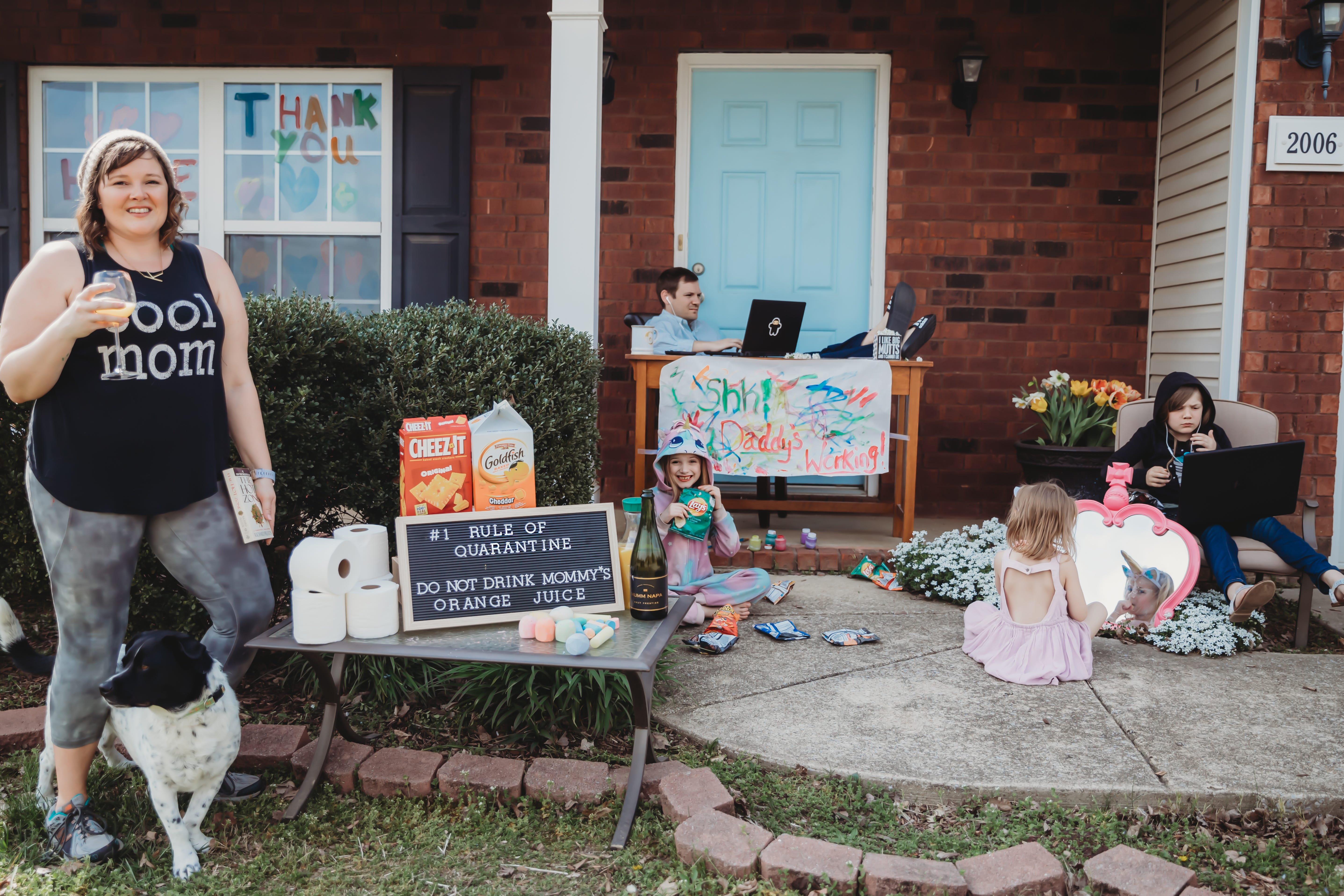 Petty Family, Spring Hill, Tennessee