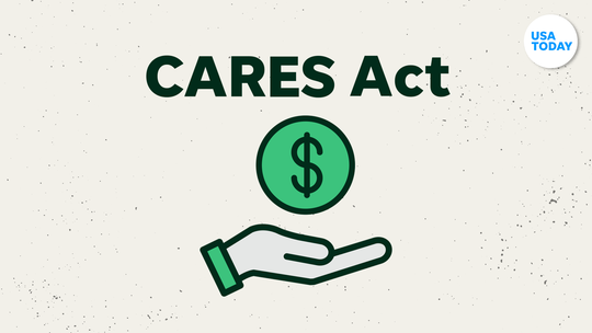 CARES Act stimulus checks