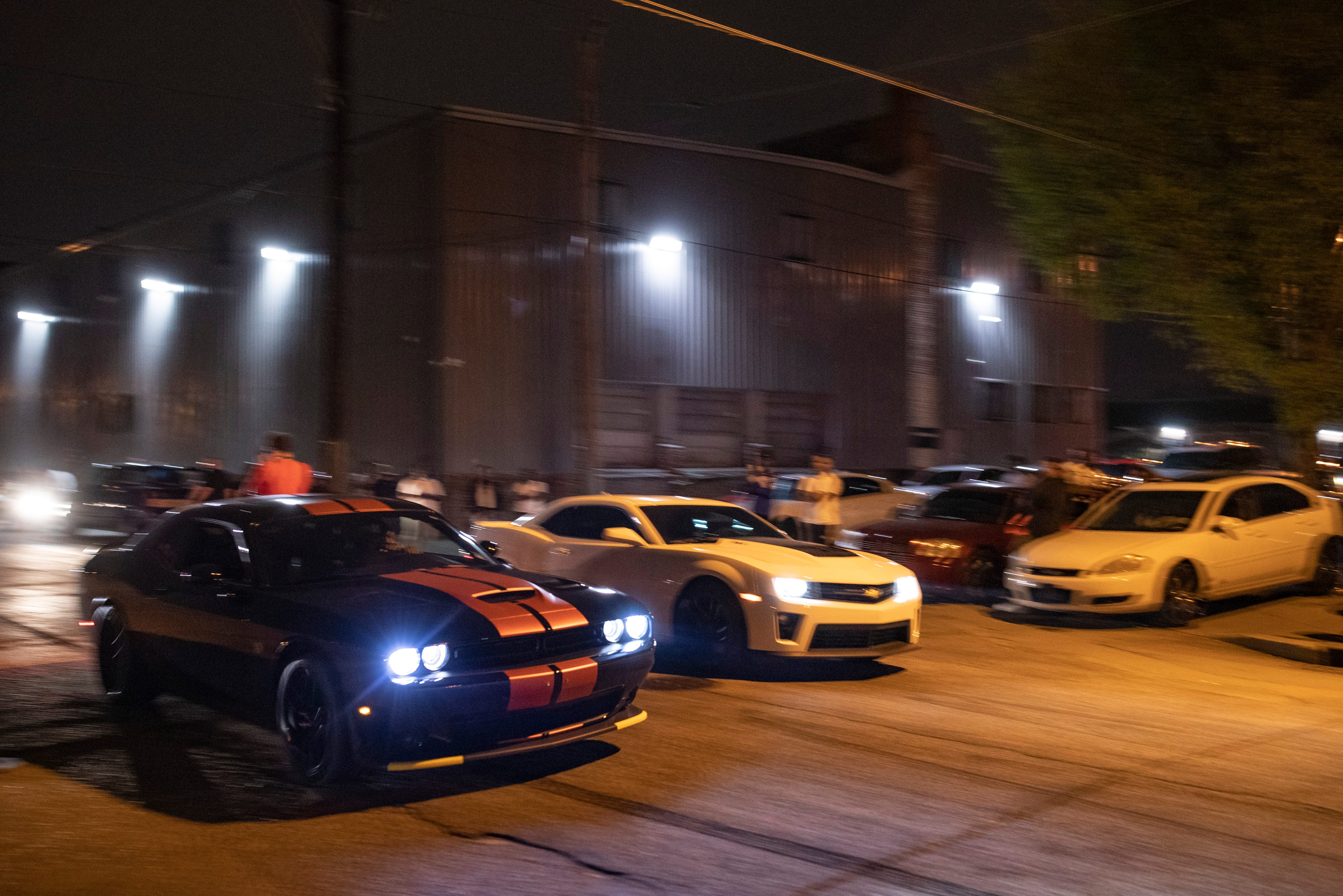 Coronavirus In Louisville Street Racers Return Despite Fischer Anger