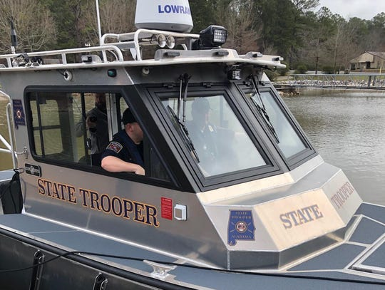 ALEA's Marine Patrol Division is on the lookout for coronavirus restriction violators on Alabama's lakes and rivers.