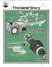 A Bird Corporation brochure, c. 1975.