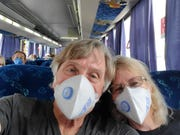 Jim Hasten and his wife Kathi were quarantined on the Silversea Silver Shadow for over a week after a guest tested positive for COVID-19.