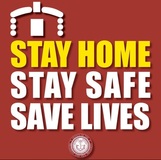 The Navajo Nation Office of the President and Vice President are urging residents of the Navajo Nation to stay home to prevent the spread of COVID-19.