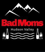 """Bad Moms of the Hudson Valley"" logo"
