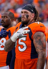 Derek Wolfe has agreed to a one-year deal with the Baltimore Ravens.