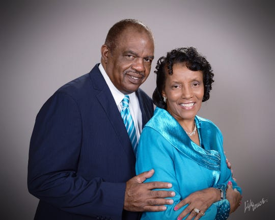 Shreveport City Councilman Willie Bradford and wife Mary Bradford are celebrating their 50th wedding  anniversary this year. A March 28 party  was canceled for now because of  COVID-19, but will be held at a later date. They are toasting at home for now, their way.