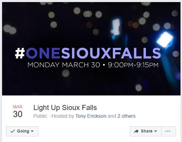 Light Up Sioux Falls