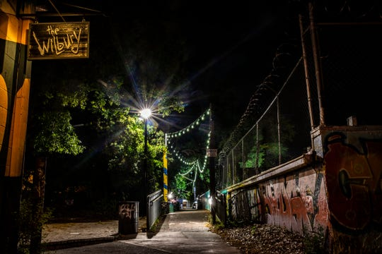 The nightlife in Tallahassee has come to a standstill after an 11 p.m. curfew was set and a  stay-at-home order was issued.