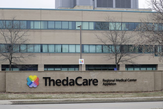 ThedaCare Regional Medical Center on March 18 in Appleton.