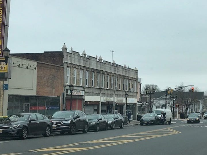 Clifton Avenue in Lakewood on March 30. 2020.
