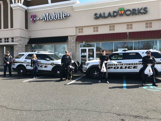 Saladworks in Clementon is feeding first responders free of charge during the coronavirus pandemic.