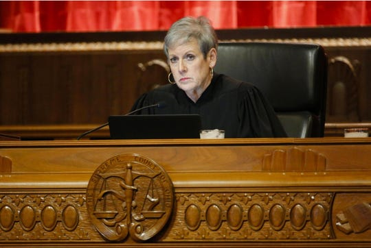 Ohio Supreme Court Chief Justice Maureen O'Connor has issued an order suspending court deadlines in civil and criminal cases.