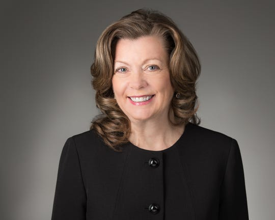 Marsha Kelliher will become Simpson College's first female president in June.