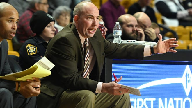 New Western Michigan coach Clayton Bates has been an assistant on the staff for 17 of the last 21 seasons.