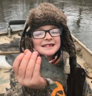 Jaxon Oaks was last seen Sunday with his dad while launching a boat into Lake Erie from the Downriver Marina and Campground.