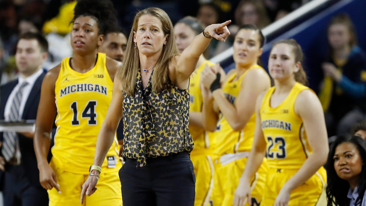 Michigan women up to No. 11 in AP poll ahead of game against rival MSU 2