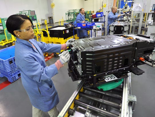 Ford will produce ventilators at its Rawsonville Components Plant in Ypsilanti, shown here.
