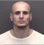 Matthew Dunn, 35, of Evansville, Indiana