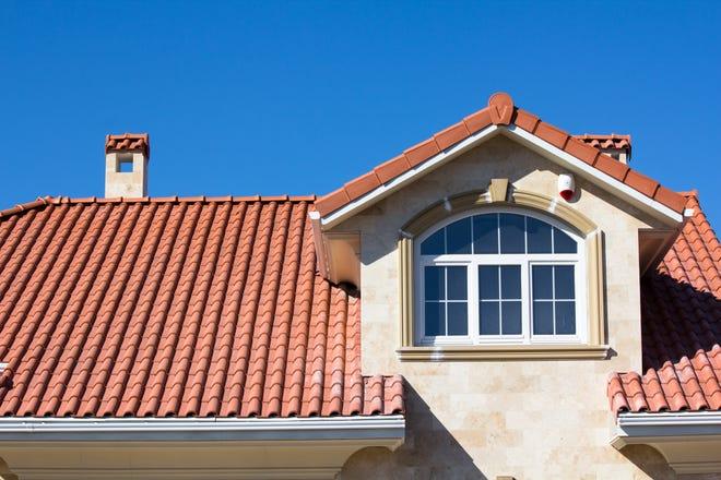 When a tile roof is properly maintained, it could last for up to five decades.