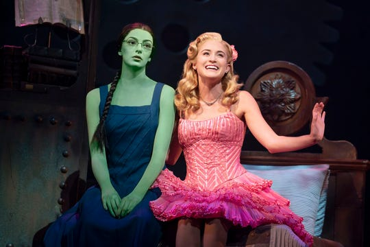 """Wicked"" returns to the Peace Center for a three-week engagement, beginning in late October."