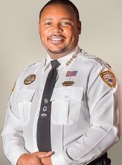 Adams County Sheriff Travis Patten