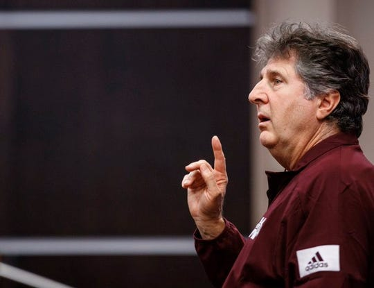 Mississippi State head coach Mike Leach told folks to be productive during the coronavirus crisis. Leach has tried to stay busy during his time away from the football facilities.