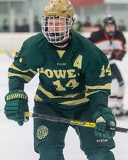 Stefan Frantti had 22 goals and 37 assists, leading Howell to the state hockey semifinals.