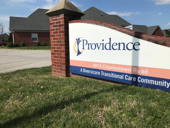 The Floyd County Health Department announced Wednesday that there is a cluster of at least 63 COVID-19 cases at Providence.