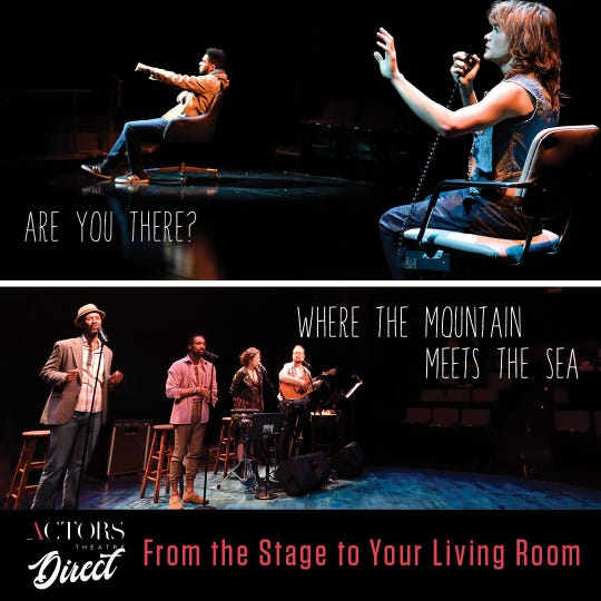 "Actors Theatre of Louisville goes ""on-demand"" with Actors Theatre Direct and will showcase two Humana Festival of New American Plays from its 44th season, including ""Are You There?"" and ""Where the Mountain Meets the Sea."""