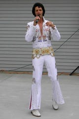 Alan Graveen, a Lannon resident and Elvis Presley tribute artist, is streaming three performances a week on Facebook during the coronavirus pandemic.