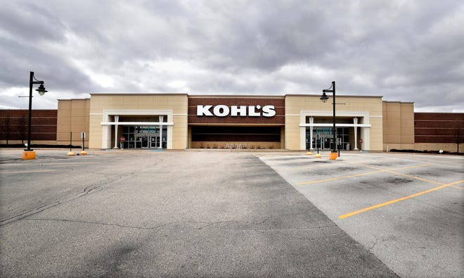 Kohl's store in Brookfield, Wisconsin.